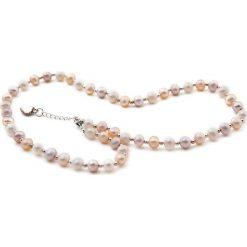 Naszyjniki damskie: Naszyjnik z pereł – (D)37 cm