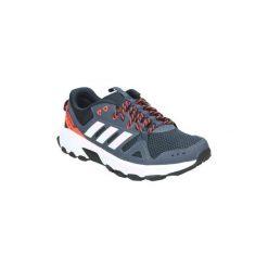 Buty adidas  B43685. Niebieskie buty sportowe męskie marki Adidas. Za 263,62 zł.
