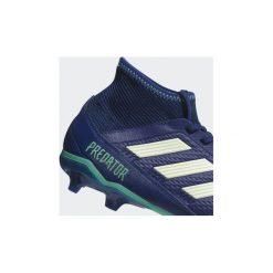 Buty do piłki nożnej adidas  Buty Predator 18.3 FG. Niebieskie buty skate męskie Adidas, do piłki nożnej. Za 379,00 zł.