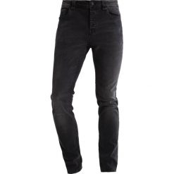 Only & Sons ONSLOOM  Jeans Skinny Fit black. Brązowe jeansy męskie marki Only & Sons, l, z poliesteru. Za 169,00 zł.
