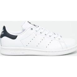 Adidas Originals - Buty Stan Smith. Brązowe buty sportowe damskie marki adidas Originals, z bawełny. Za 399,90 zł.