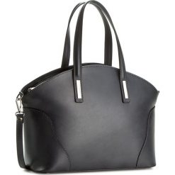 Torebka CREOLE - K10188 Grafit. Szare torebki klasyczne damskie marki Creole, ze skóry. W wyprzedaży za 259,00 zł.