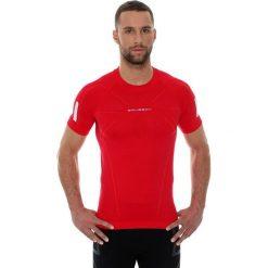 Brubeck Koszulka męska Brubeck czerwona r. XXL (SS11090). Czerwone koszulki sportowe męskie marki Brubeck, m. Za 109,99 zł.