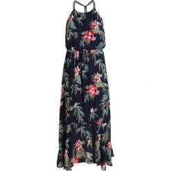 Długie sukienki: Roxy GROOVE THE PHYSYC Długa sukienka dress blue isle