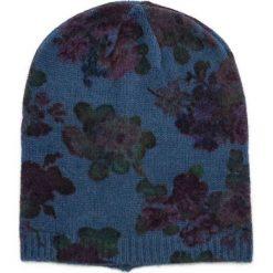 Czapki damskie: Art of Polo Czapka damska Floral dream niebieska (cz15312)