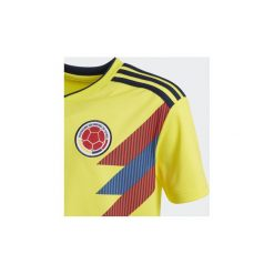 T-shirty z krótkim rękawem Dziecko  adidas  Koszulka podstawowa reprezentacji Kolumbii. Czarne bluzki dziewczęce z krótkim rękawem marki Nike. Za 199,00 zł.