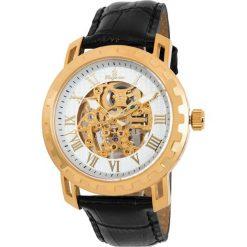 """Zegarki męskie: Zegarek """"Jamaika"""" w kolorze czarno-złoto-białym"""