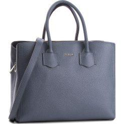 Torebka FURLA - Furla Alba 984360 B BTI4  Ardesia e. Niebieskie torebki klasyczne damskie Furla, ze skóry, duże. Za 1249,00 zł.