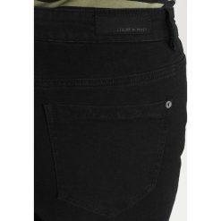 Liquor N Poker Curve SLAYER LOW RISE JEAN Jeans Skinny Fit black. Czarne rurki damskie Liquor N Poker Curve. W wyprzedaży za 134,25 zł.