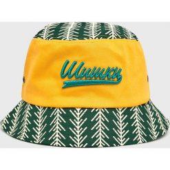 True Spin - Kapelusz. Szare kapelusze męskie marki True Spin, z bawełny. Za 39,90 zł.