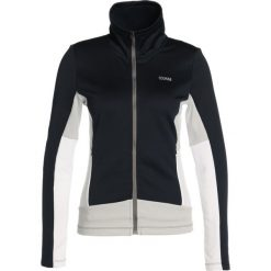 Colmar FULL ZIP STRETCH Kurtka z polaru blue/black/cloud white. Niebieskie kurtki sportowe damskie Colmar, xl, z elastanu. W wyprzedaży za 321,30 zł.