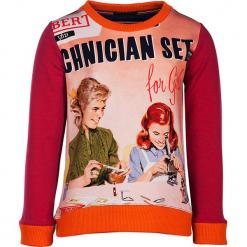 """Bluza """"Technicolor Girls"""" z kolorowym wzorem. Różowe bluzy niemowlęce 4FunkyFlavours Kids, w kolorowe wzory. W wyprzedaży za 102,95 zł."""