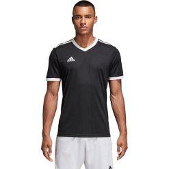 Koszulki do piłki nożnej męskie: Adidas Koszulka męska Tabela 18 JSY czarna r. M (CE8934)