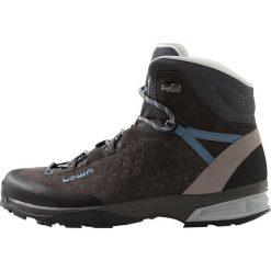 Buty zimowe damskie: Lowa SASSA LL MID Buty trekkingowe anthrazit/jeans
