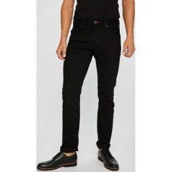 Tommy Hilfiger - Jeansy Core Denton. Czarne jeansy męskie z dziurami TOMMY HILFIGER. Za 399,90 zł.