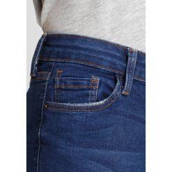 Boyfriendy damskie: Dorothy Perkins Petite DARCY RIP  Jeans Skinny Fit washed indigo