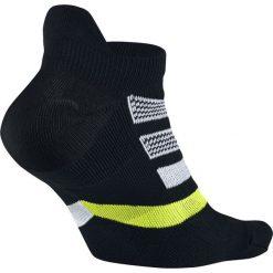 Nike Skarpety unisex Running Perf Cush NS SX5466 010 czarne r. 42-46. Czarne skarpetki męskie marki Nike. Za 37,57 zł.
