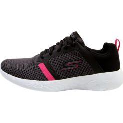 Buty sportowe damskie: Skechers Performance GO RUN 600 Obuwie do biegania treningowe black/hot pink