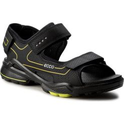 Sandały ECCO - Biom Sandal 70359351052  Black/Black. Czarne sandały chłopięce ecco, z materiału. Za 339,90 zł.
