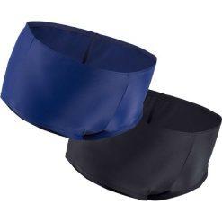 """Figi ciążowe """"panty"""" (2 pary) bonprix czarny + niebieski. Czarne bikini marki bonprix, moda ciążowa. Za 19,98 zł."""
