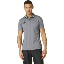 Koszulki polo: Adidas Koszulka Condivo 16 Polo szary r. S