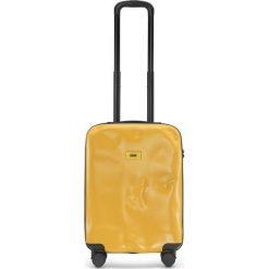 Walizka Icon kabinowa matowa żółta. Żółte walizki Crash Baggage. Za 880,00 zł.
