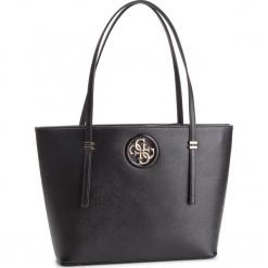 Torebka GUESS - HWVG71 86230 BLACK. Czarne torebki klasyczne damskie Guess, z aplikacjami, ze skóry ekologicznej, duże. Za 599,00 zł.