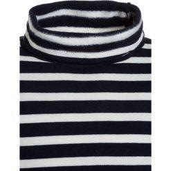 J.CREW STRIPE TURTLENECK POPOVER Bluza navy/ivory. Niebieskie bluzy dziewczęce rozpinane J.CREW, z bawełny. Za 139,00 zł.