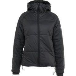 Adidas Performance JACKET Kurtka Outdoor black. Czerwone kurtki damskie turystyczne marki adidas Performance, m. Za 399,00 zł.