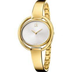 ZEGAREK CALVIN KLEIN IMPETUOUS K4F2N516. Szare zegarki damskie Calvin Klein, szklane. Za 1319,00 zł.