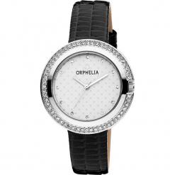 Zegarek kwarcowy w kolorze czarno-srebrno-białym. Czarne, analogowe zegarki damskie Esprit Watches, metalowe. W wyprzedaży za 104,95 zł.