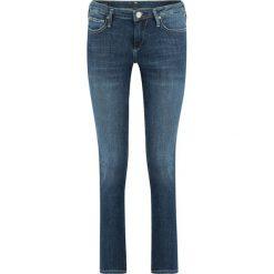True Religion NEW HALLE Jeans Skinny Fit dark blue. Niebieskie boyfriendy damskie True Religion, z bawełny. Za 839,00 zł.