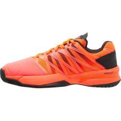 KSWISS ULTRASHOT Obuwie multicourt neon blaze/black. Czerwone buty do tenisa męskie K-SWISS, z gumy. W wyprzedaży za 568,65 zł.
