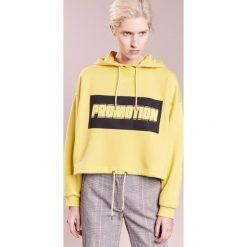 Bluzy rozpinane damskie: Won Hundred ANGIE Bluza z kapturem neon yellow