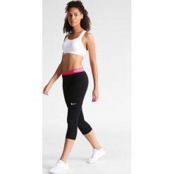 Biustonosze sportowe: Nike Performance PRO ALPHA BRA Biustonosz sportowy white/black