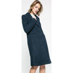 Vero Moda - Płaszcz. Szare płaszcze damskie Vero Moda, l, z materiału, klasyczne. Za 339,90 zł.