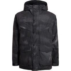 Burton BREACH Kurtka snowboardowa zepheria. Czarne kurtki sportowe męskie Burton, m, z materiału, snowboardowy. W wyprzedaży za 775,20 zł.