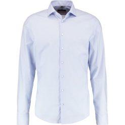 Koszule męskie na spinki: Seidensticker SPREAD KENT SLIM FIT Koszula biznesowa hellblau