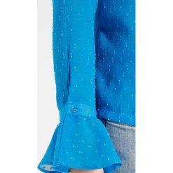 Bluzki asymetryczne: YAS MEDITTA Bluzka mediterranian blue