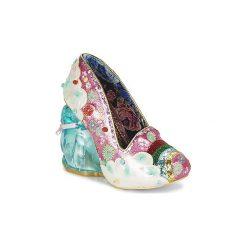 Czółenka Irregular Choice  RAINBUNNY. Czerwone buty ślubne damskie Irregular Choice. Za 671,20 zł.