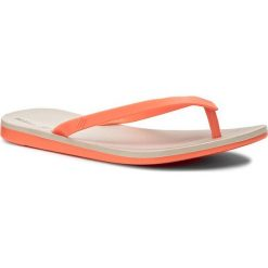Chodaki damskie: Japonki MELISSA - Melissa + Ipanema 32211 Orange/Beige 52050