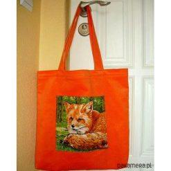 Shopper bag damskie: Zakupy z Liskiem 02