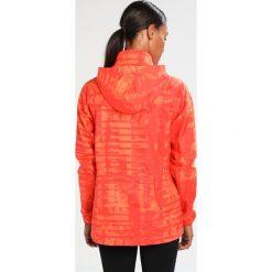 The North Face RAPIDA  Kurtka do biegania fire brick red. Pomarańczowe kurtki damskie do biegania The North Face, s, z materiału. W wyprzedaży za 213,85 zł.