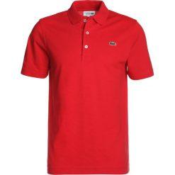 Lacoste Sport Tshirt basic red. Czerwone koszulki sportowe męskie Lacoste Sport, m, z bawełny. Za 319,00 zł.