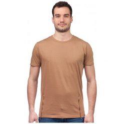 Brave Soul T-Shirt Męski Falcone Xs Brązowy. Brązowe t-shirty męskie marki Brave Soul, m. W wyprzedaży za 32,00 zł.