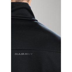 Mammut ULTIMATE JACKET MEN Kurtka Softshell black. Czarne kurtki sportowe męskie Mammut, m, z materiału. W wyprzedaży za 649,35 zł.