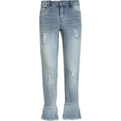 Jeansy dziewczęce: Name it NKFPOLLY 7/8 PANT Jeansy Slim Fit medium blue denim