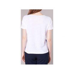 T-shirty z krótkim rękawem Armor Lux  DIOJSERO. Białe t-shirty damskie marki Armor lux, xs. Za 263,20 zł.
