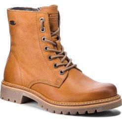Trapery CAMEL ACTIVE - Canberra 873.75.03 Brandy. Brązowe buty zimowe damskie marki Camel Active, z materiału. W wyprzedaży za 429,00 zł.