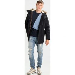 Parki męskie: New Look TRADITIONAL  Parka black